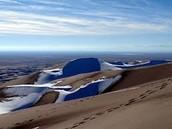 icee sand dune
