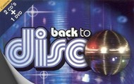 Back To Disco - 2 CDS + DVD