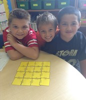Well done boys for completing my math challenge!