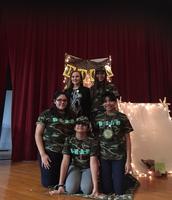 Alamo Middle School Bright Summer Reader Presentation