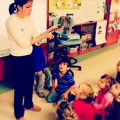 Me teaching bio at Sullivan's Island