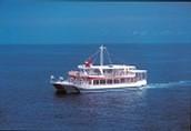 Glass-bottom boat tour