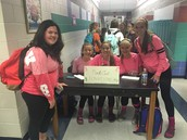 IMMS Pink Out