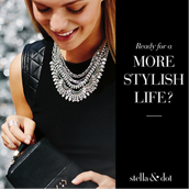 LIVE Online Meet Stella & Dot with Team Trendsetters!