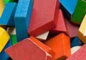 Blocks to explore and imagine