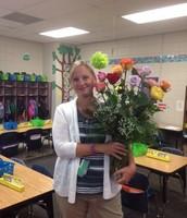 Mrs. Creely, Favorite Teacher