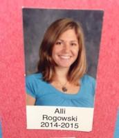 Welcome Back Mrs. Rogowski!