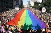 Homosexual parade