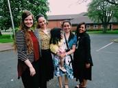 Precious saints of the Lakenheath church!