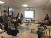 Speediness in Spanish Class