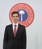 Djihad Kramer - Secretary General BISMUN III 2016