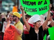 Working poor can't subsist on minimum wage