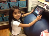 iPads for innovative thinking at WSD!