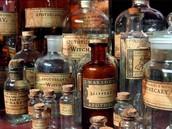 Medicine apothecary