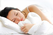 Information about sleeping.