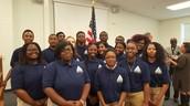 Public safety cadet program in Bertie County Schools