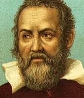 Self portrait of: Galileo Galilei