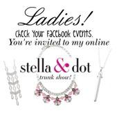 Jacinta's Online Stella & Dot Party