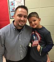 Mason and his dad