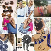 Take a peek at the Summer Collection!