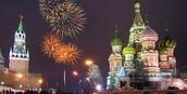 CONSTRUCCIÓN TÍPICA DE RUSIA