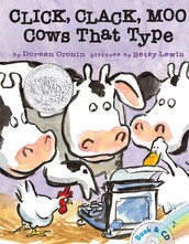 Click Clack Moo Cows That Type!