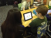 Coding with 5th Grade Buddies