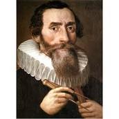 Johannaes Kepler (1571-1630)