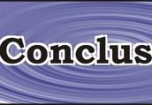 Conclusion Sentence