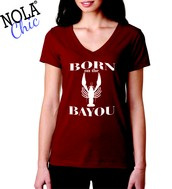 Born on the Bayou