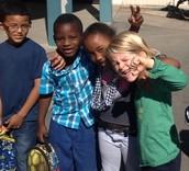 First Grade Friends!
