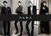 Imago Zara (huisstijl/interne/externe)