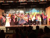 The Wizard of Oz @ Towne Meadow was amazing!