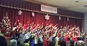 3rd Grade Holiday Concert