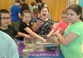 New England Aquarium Visit