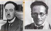 Broglie & Schrodinger Model
