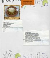 Recipes Glogster