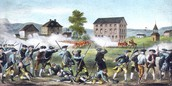Battle Of Lexington Concord