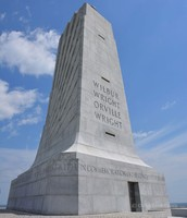 The Wright Monument
