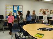 7th Grade:  Slinky Dog Activity