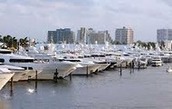 Fort Lauderdale is the yachting capitol of the world