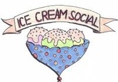 Ice Cream Social - Come One, Come All!