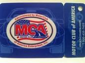 MCA Benefits Card