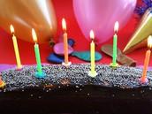 Celebracion de Cumpleaños