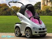 A Baby's Ride