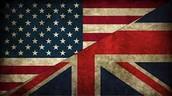 British/American Flag