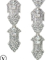Casablanca 3-in-1 Earrings