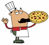 Pizza Day - Jan. 8