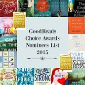 Good Reads Choice Awards Nominees List 2015