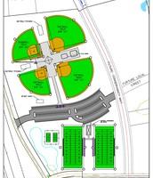 Athletic Complex Concept Plan